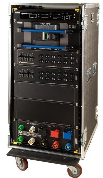 400A Main Power Distribution Unit