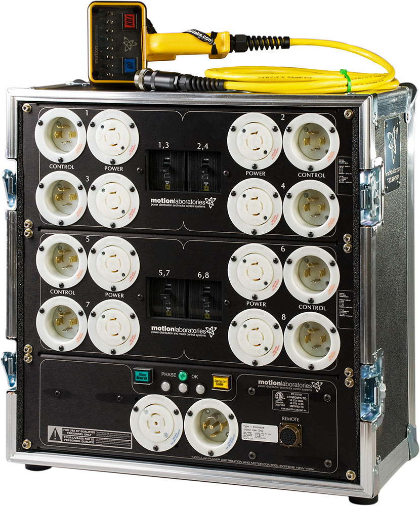 Fixed Speed Chain Hoist Control Systems Low Voltage