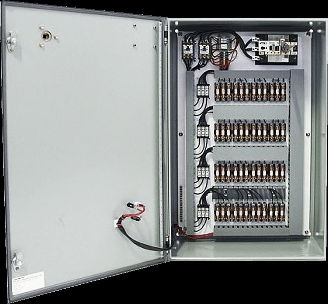 Install Electric Chain Hoist Control