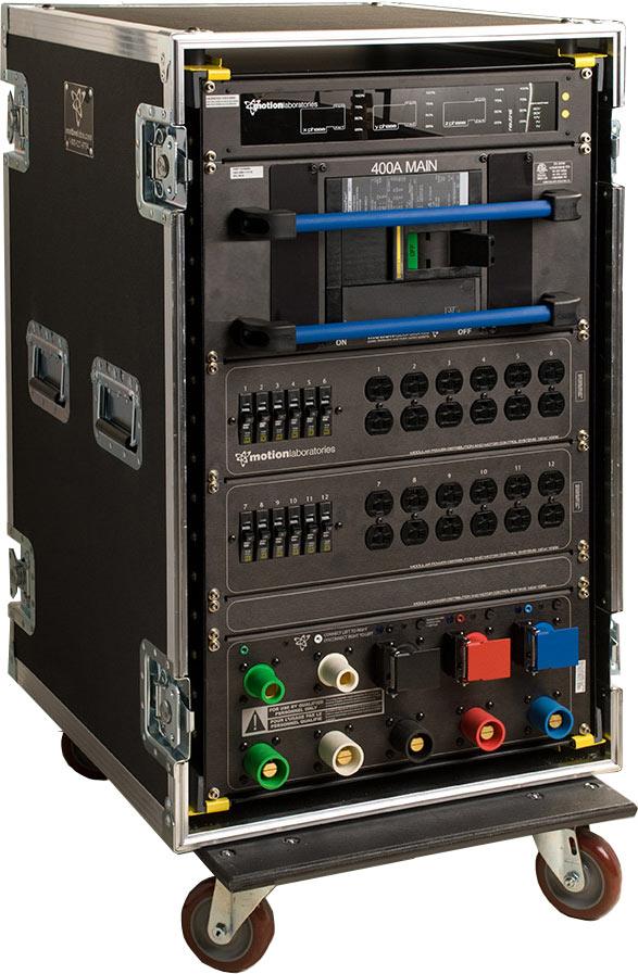 Modular Power Distribution Units Motion Labs